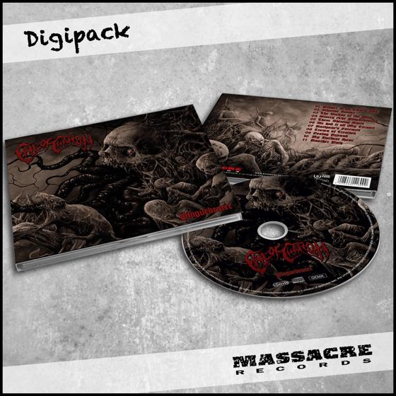 Image of PLAGUEBEARER - CD