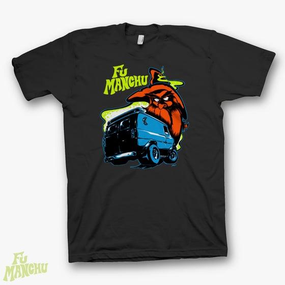 Image of Wizard / Van shirt