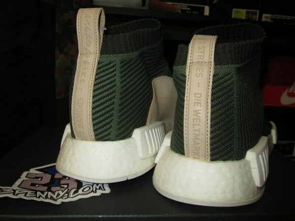"adidas NMD CS1 PK ""Night Cargo/Tan"" - FAMPRICE.COM by 23PENNY"