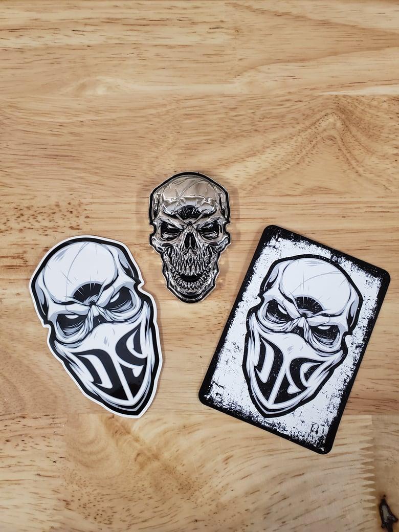 Image of Skinz Unmasked Metal