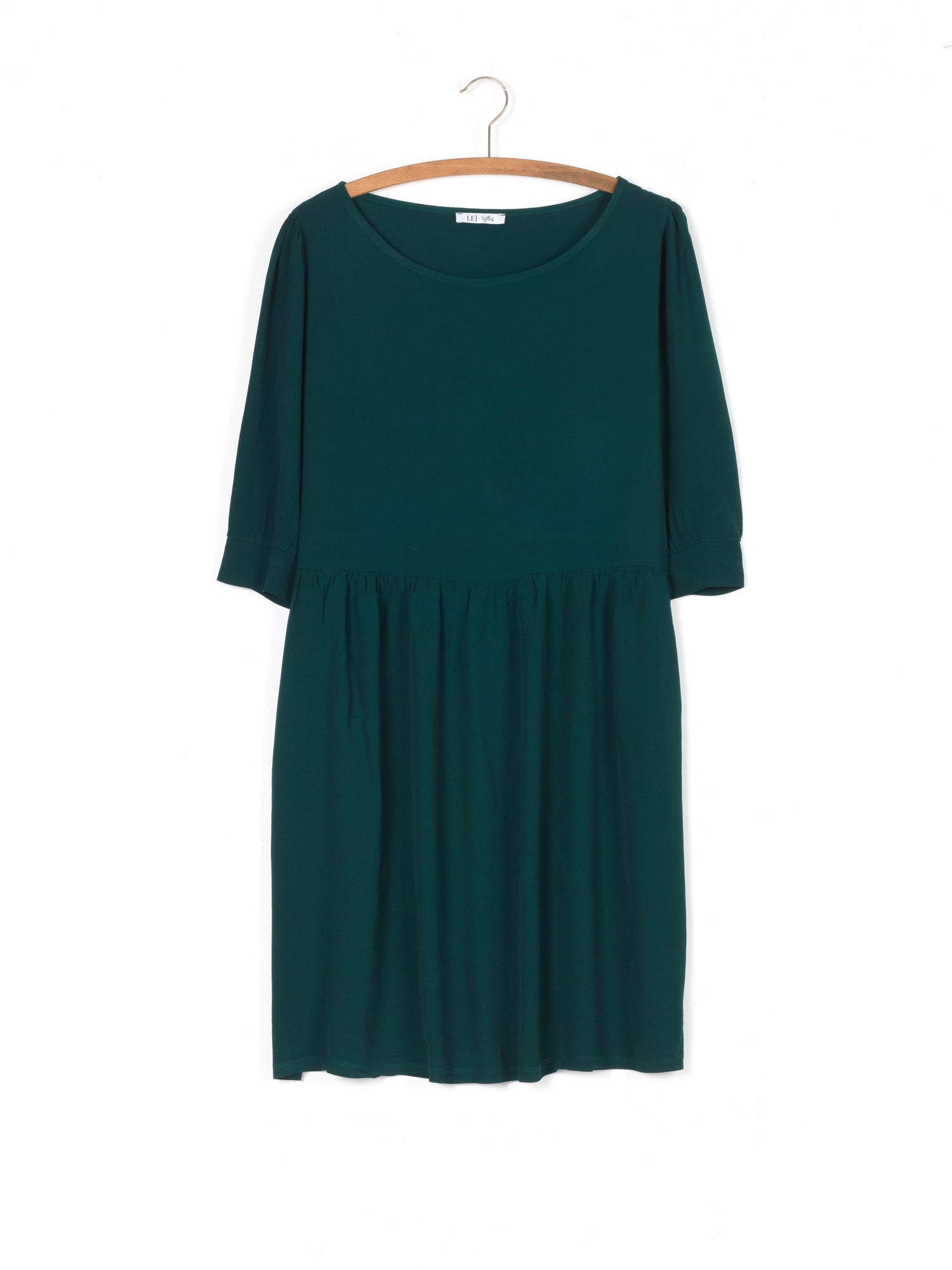 Image of Robe crêpe OCEANE 100€ -50%