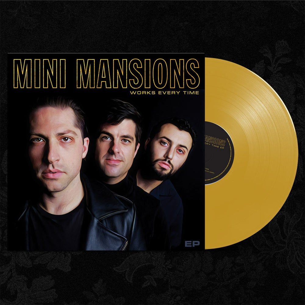 Image of Works Every Time EP Vinyl (GOLD)