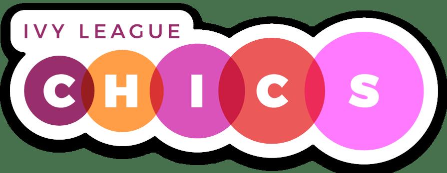 Image of ivy league CHICS logo Magnet