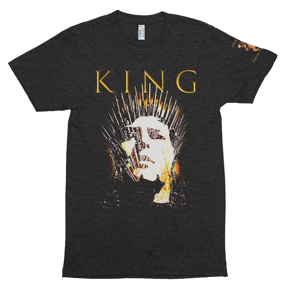 Image of KiNG OF THE SOUTH: (Premium Tri-Blend)