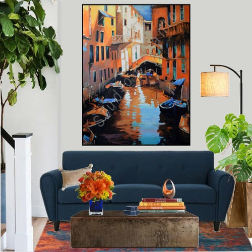 Image of Venecia by Yvette Galliher