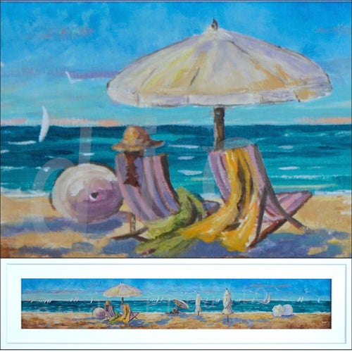Image of Sand, Sea & Sunshine by Mary Rose Holmes