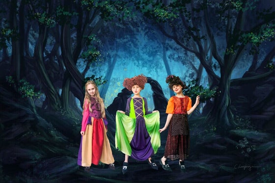 Image of Hocus Pocus Costumes