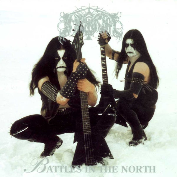 "Image of IMMORTAL ""battles in the north"" LP"