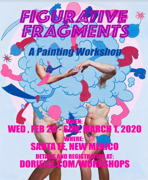 Image of Figurative Fragments Workshop 2020