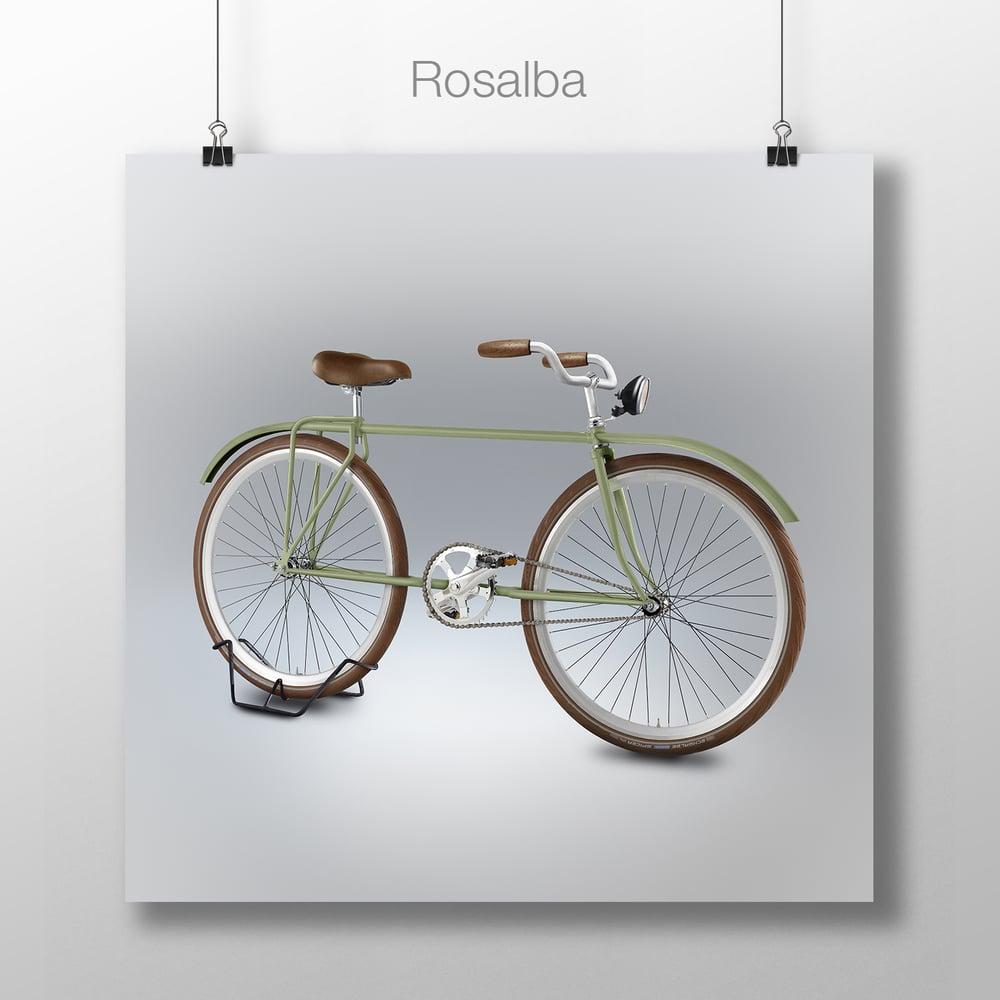 Image of Velocipedia - poster series