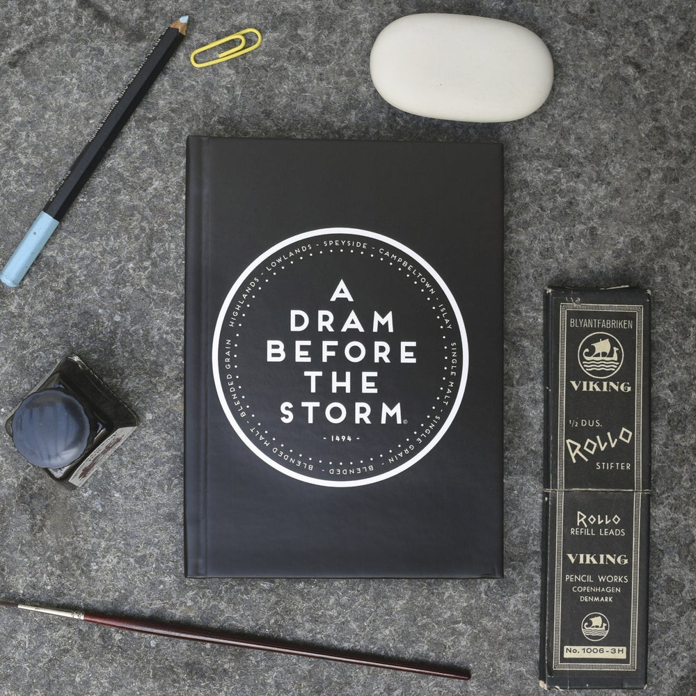 Image of A Dram before the storm (Notebook)