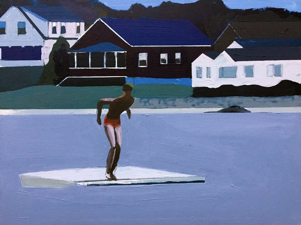 Image of Study: Swimming 1960