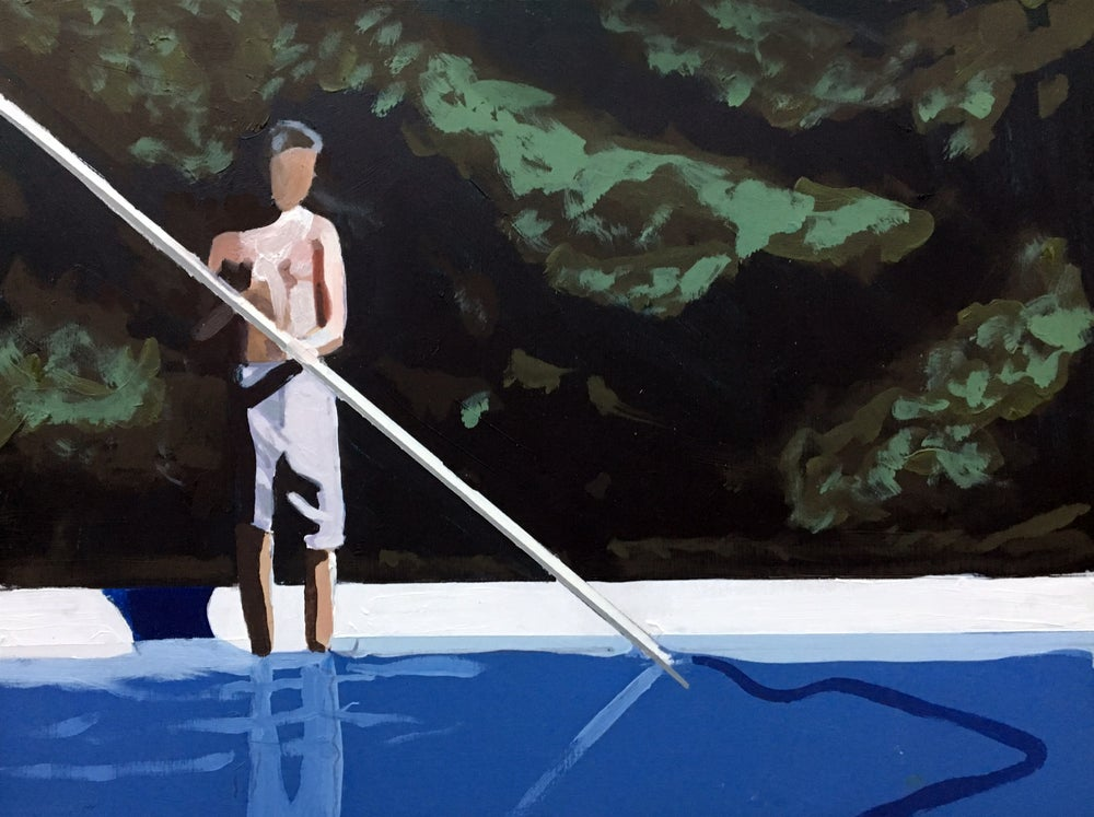 Image of Study: Pool Boy