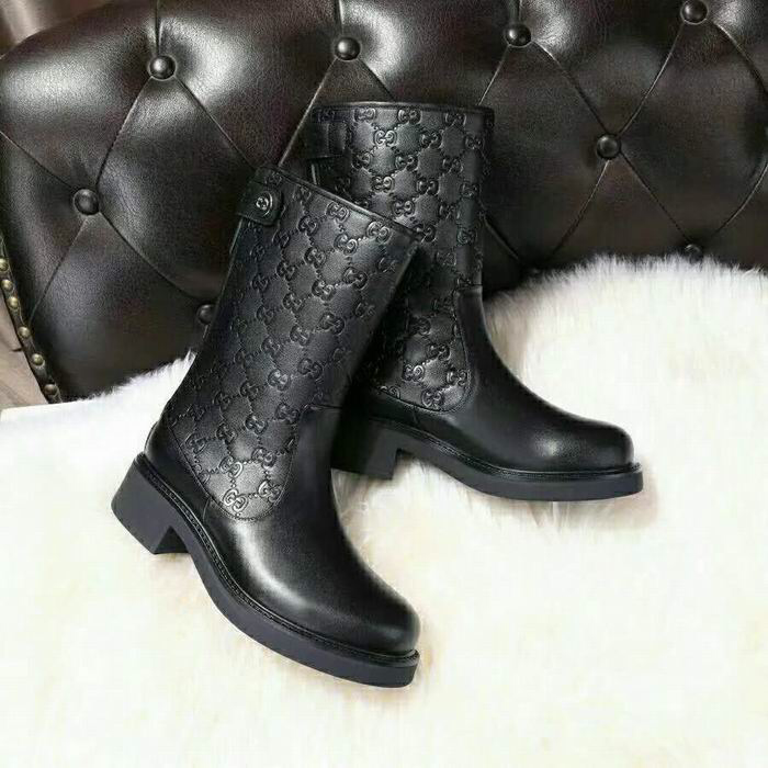 Image of Luxury Short Riding Boots