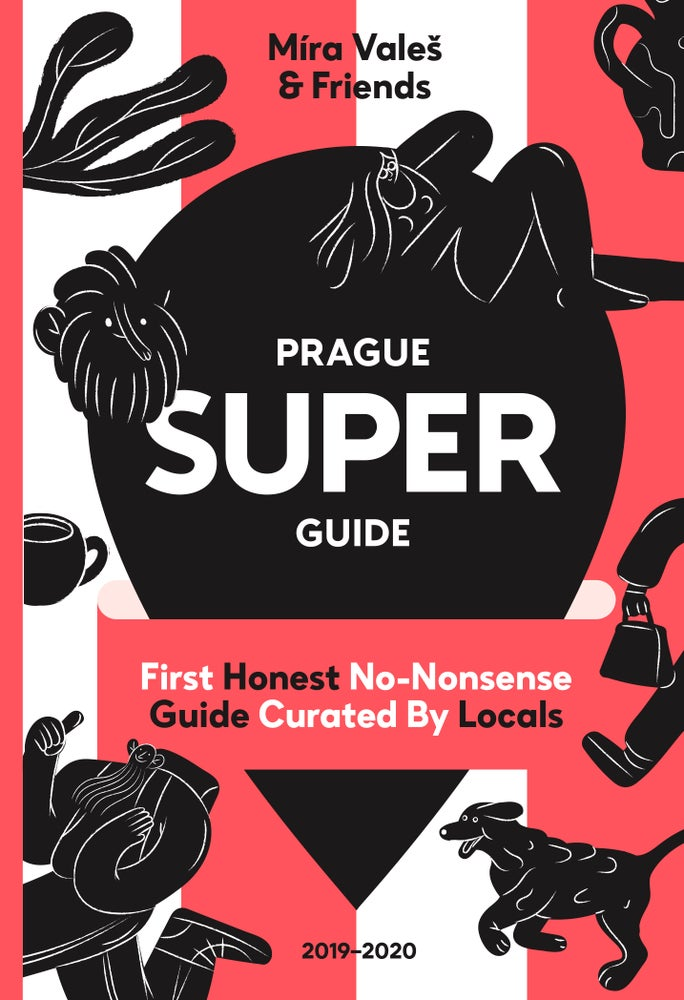 Image of Prague Superguide Edition No. 5 (BRAND NEW!)