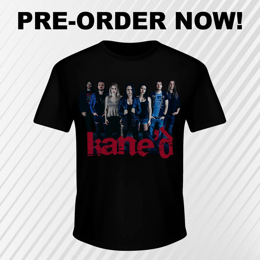 Image of T-SHIRT PRE-ORDER
