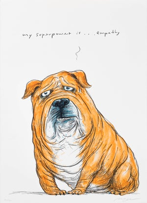 Image of My superpower is …empathy