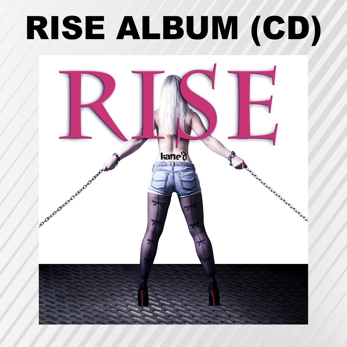 Image of RISE ALBUM (CD)
