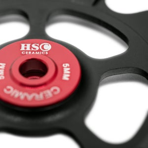 Image of Ceramic Jockey Wheel Set - SRAM Eagle 12 Speed (12T+14T)