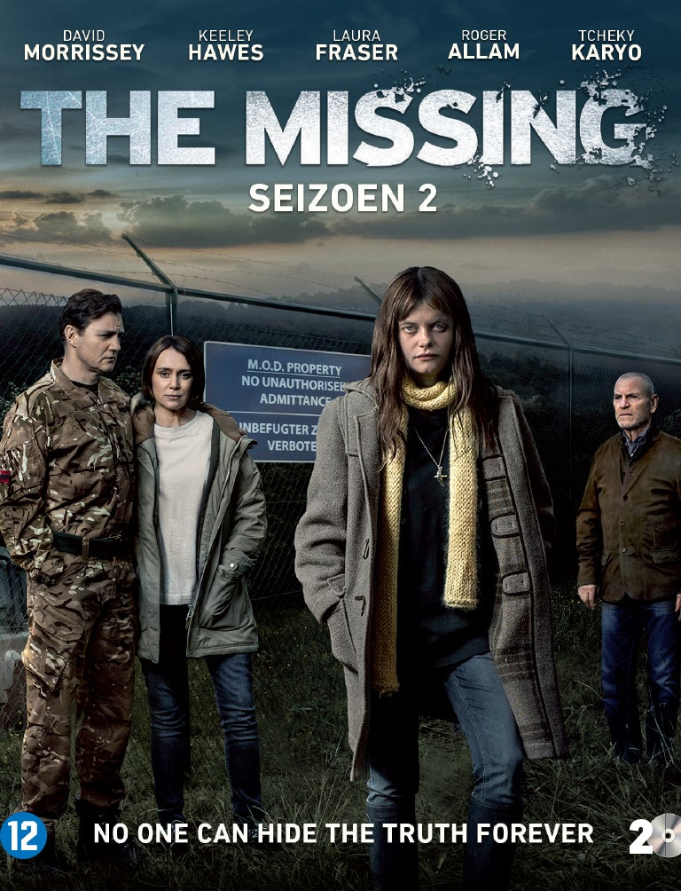 Image of The Missing 2 (DVD BOX)