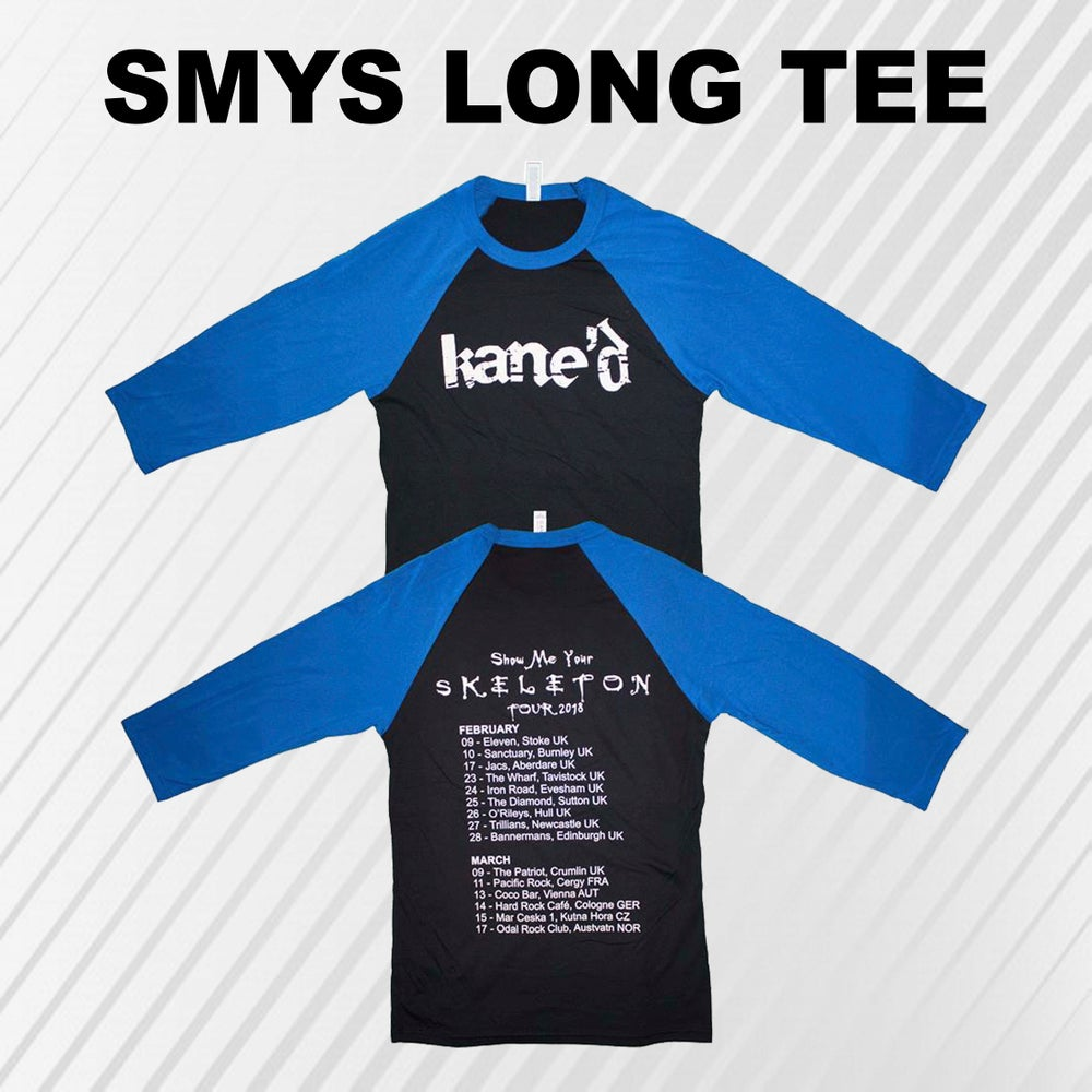 Image of SMYS 2018 LONG TOUR TEE