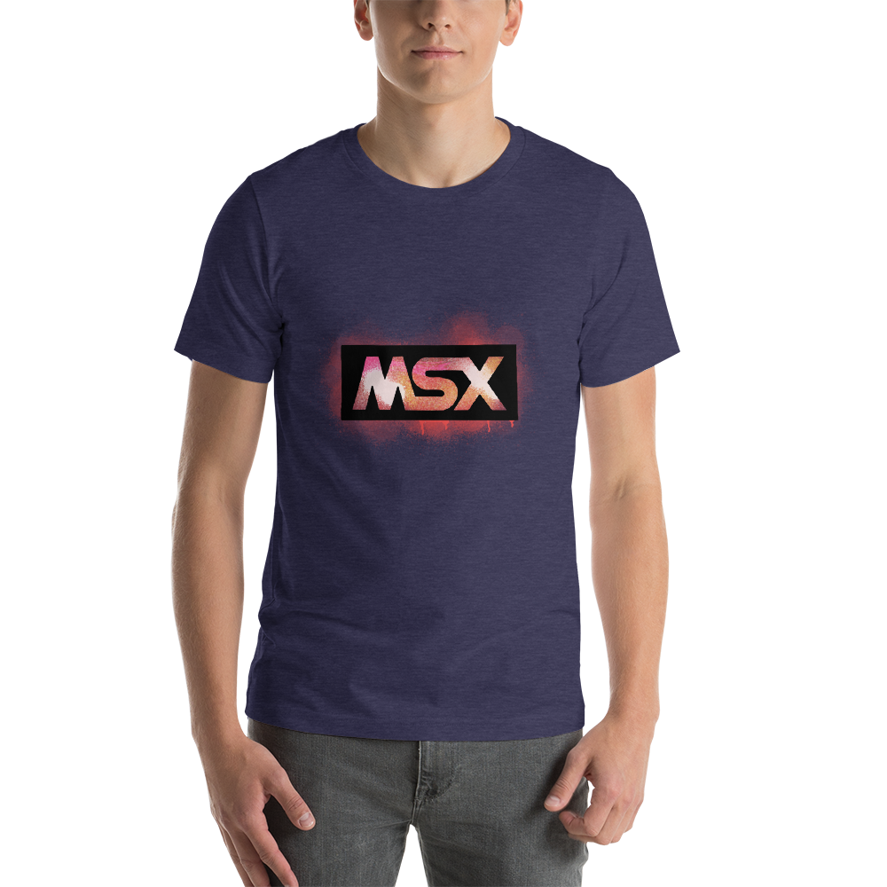 Image of MSX Stencil Shirt