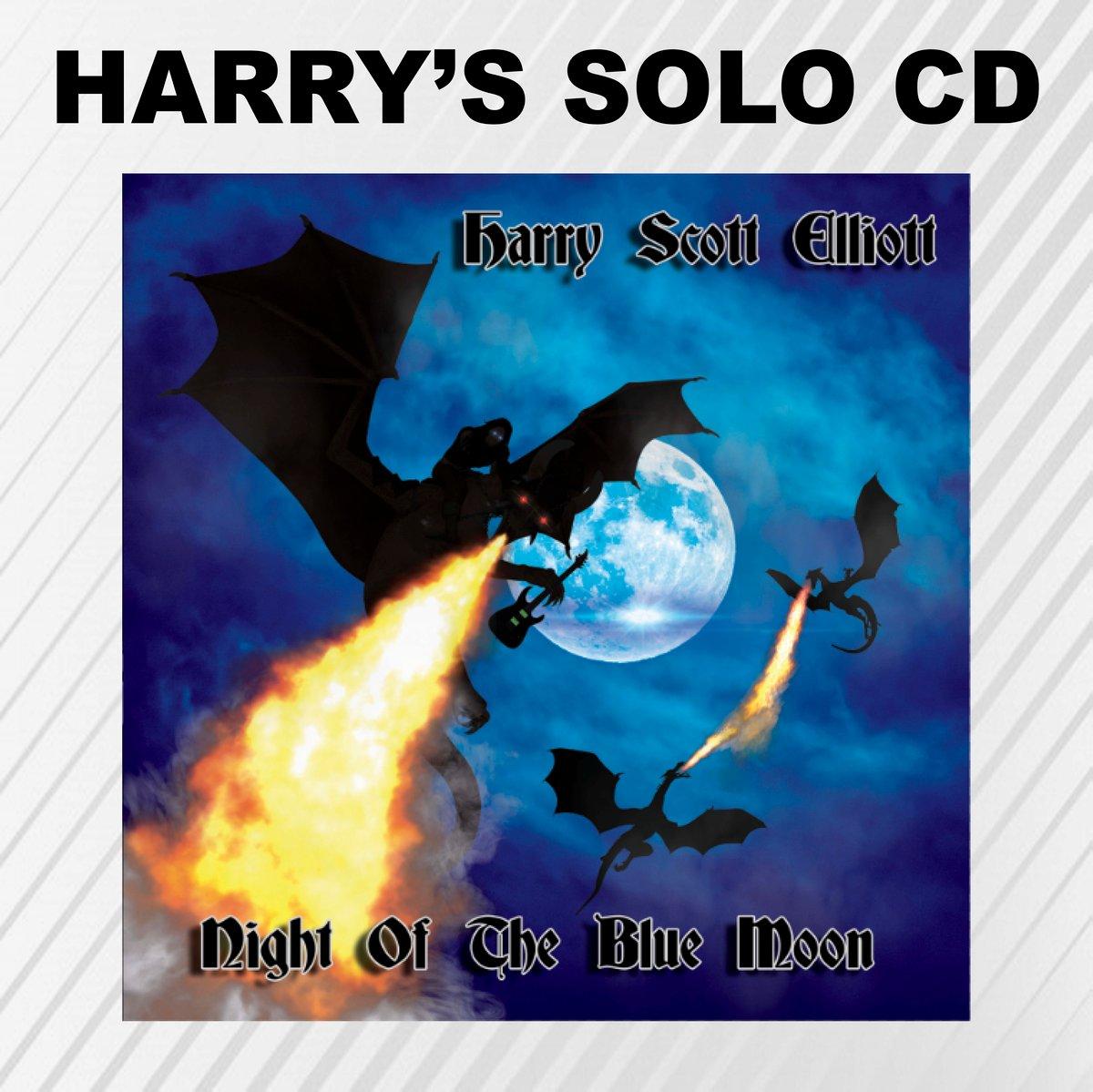 Image of Harry's Solo Album (CD)