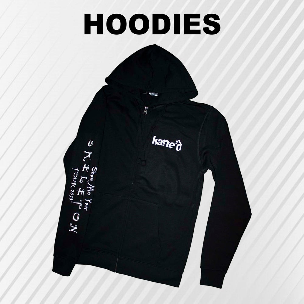Image of SMYS 2018 TOUR HOODIE