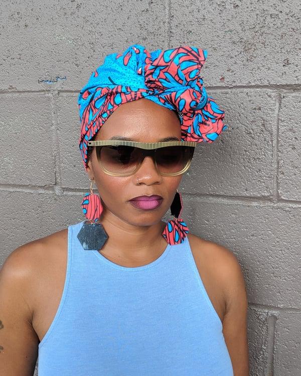 """Image of """"Yemaya"""" Headwrap"""