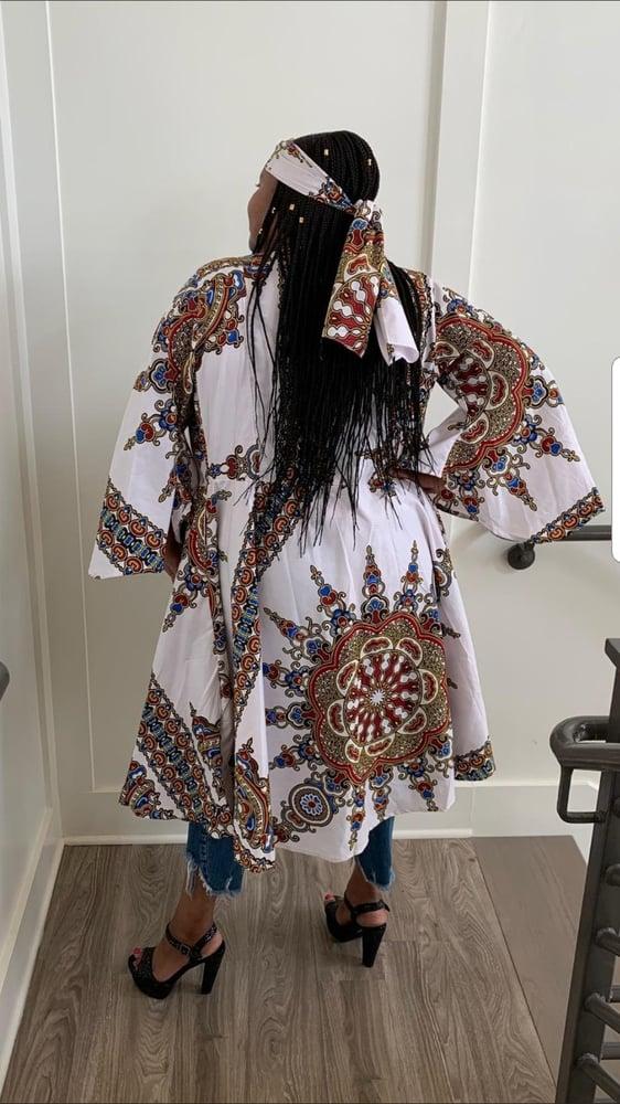 Indian Summer Wrap Dress Kimono Cardigan One Size Fits