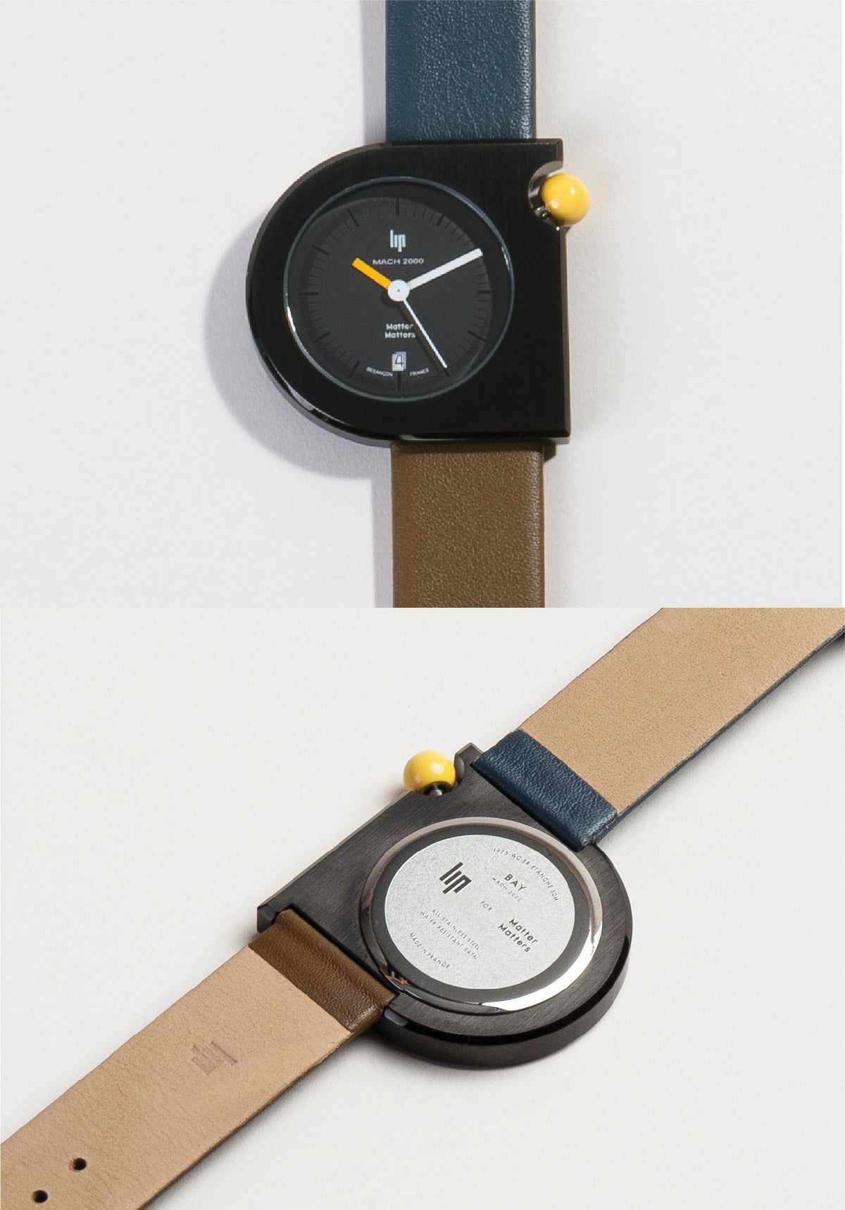 Image of Matter Matters X Lip watch : BAY