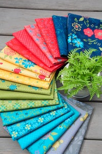Image of Wildflower Boutique Fat Quarter Pack