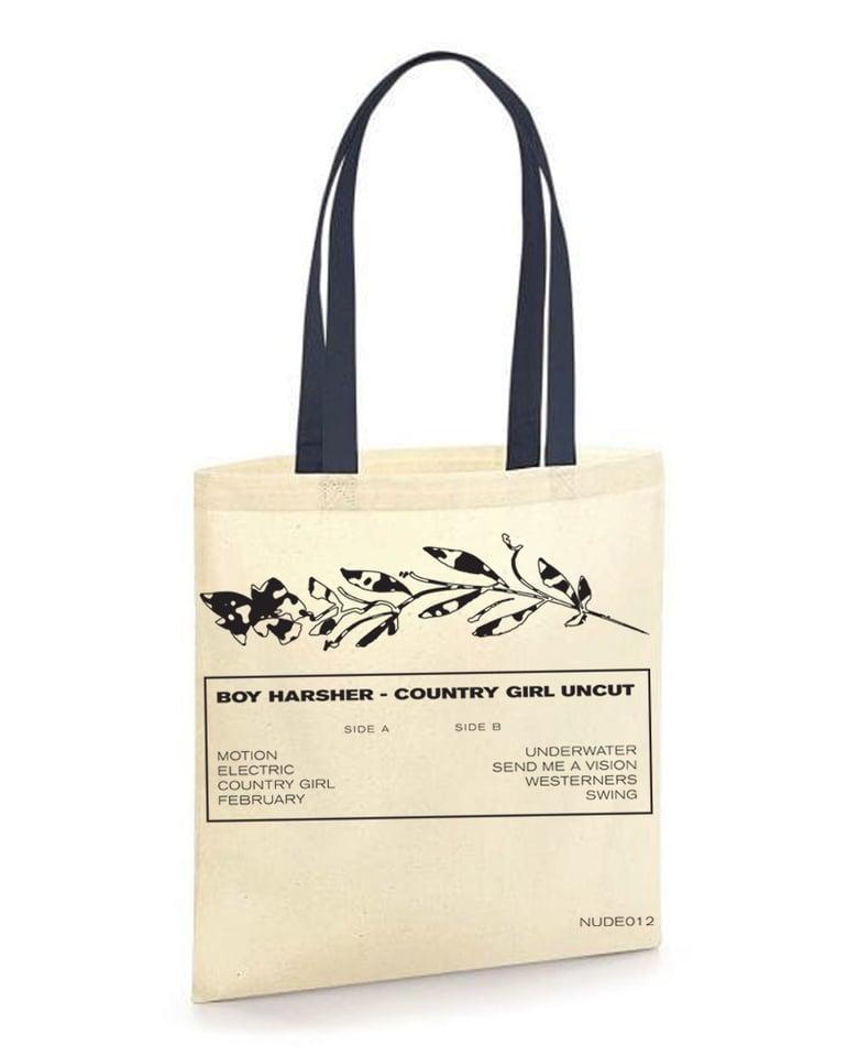 Image of COUNTRY GIRL UNCUT Tote Bag * PRE-ORDER*