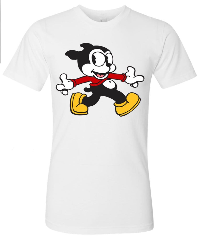 Image of Betty Boop - Bimbo The Dog T Shirt
