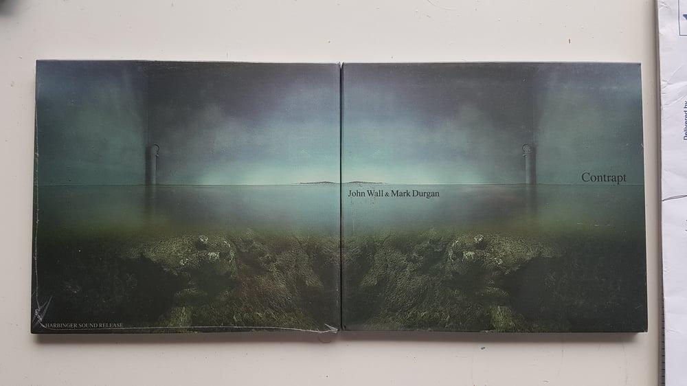 Image of JOHN WALL & MARK DURGAN - Contrapt. CD.