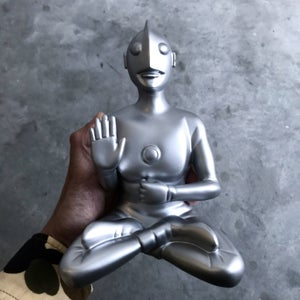 Image of Sitting Gaia [Silver of Hope Edition]