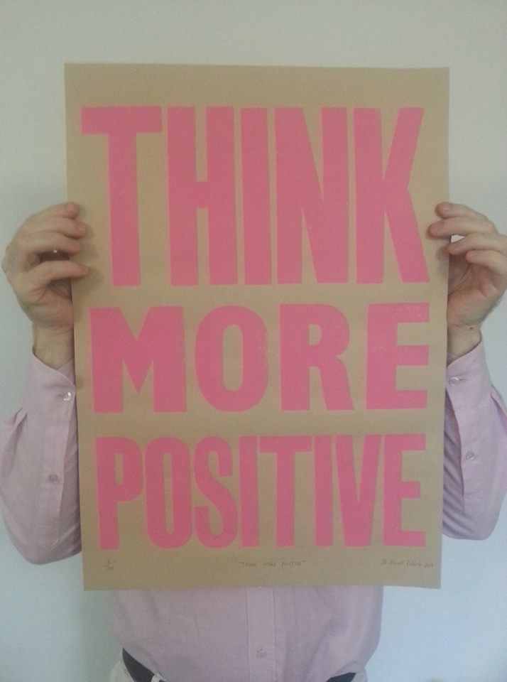 Image of Think More Positive