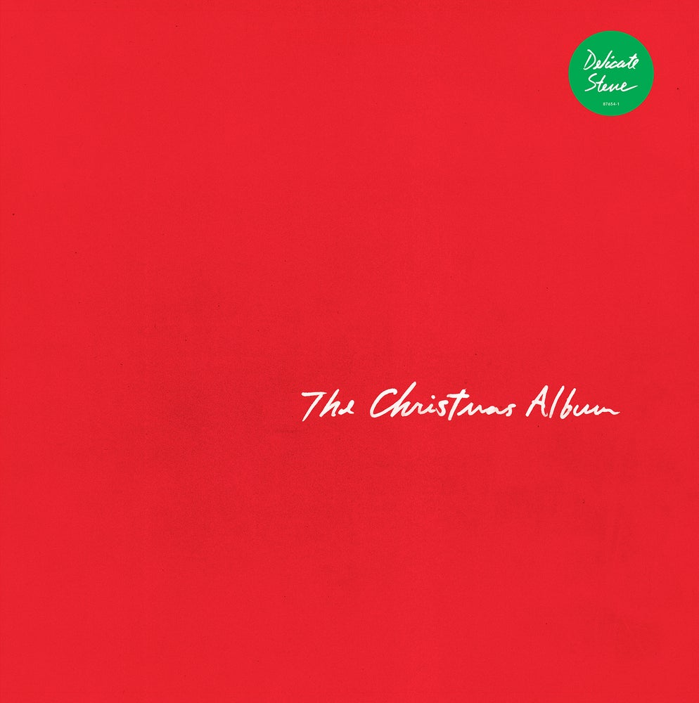 Image of The Christmas Album LP