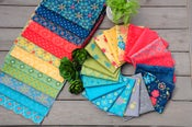 Image of Wildflower Boutique Complete Fat Quarter Bundle
