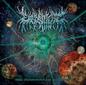 Image of ERGOSPHERE-THE VASTNESS OF...CD