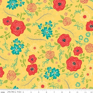 Image of Wildflower Boutique Yellow Floral