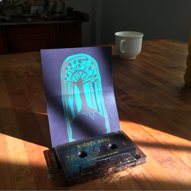 Image of A Ways Away Limited Cassette with Download of Deluxe Reissue tracks