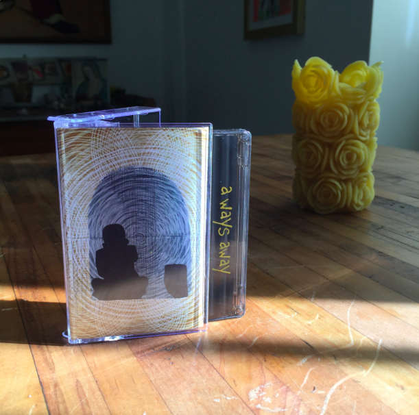 A Ways Away Limited Cassette Reissue with bonus tracks