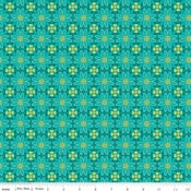 Image of Wildflower Boutique Teal Mosaic