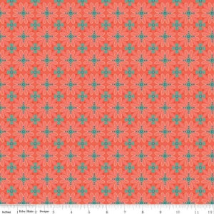 Image of Wildflower Boutique Red Mosaic