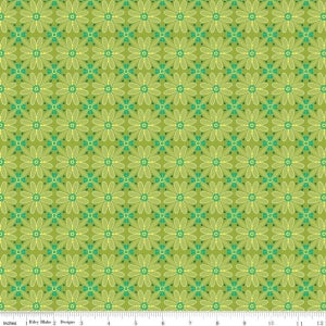 Image of Wildflower Boutique Green Mosiac