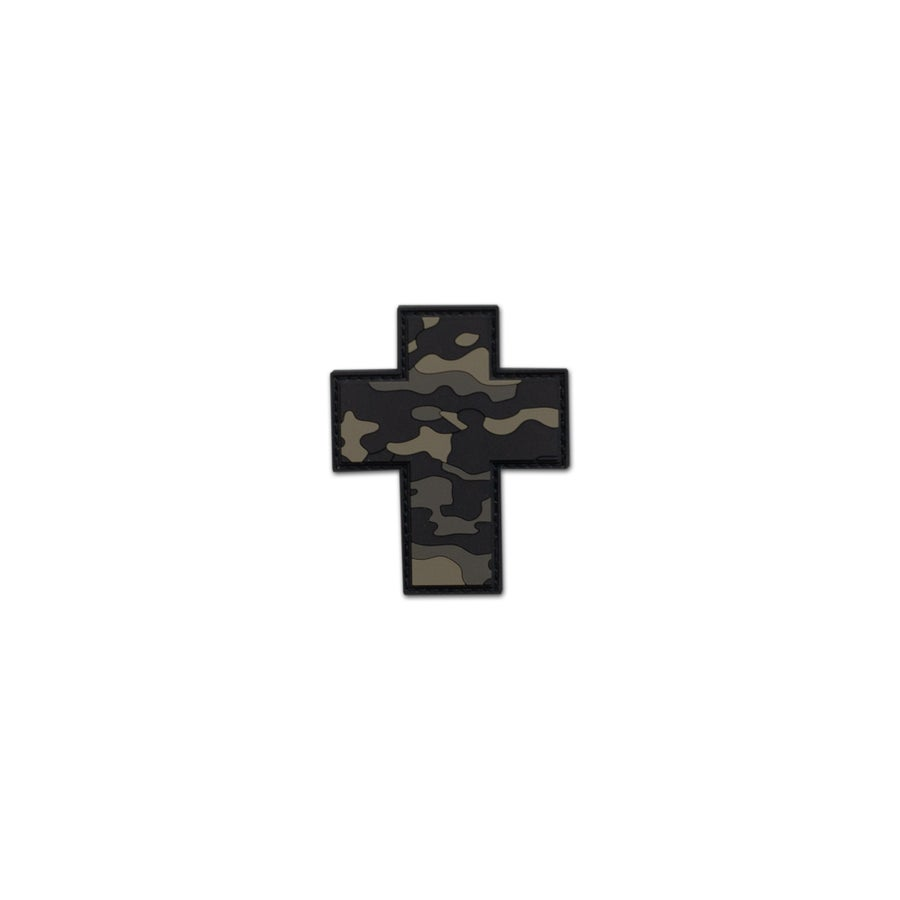 Image of Cross Series: Multicam Black XL 3in Patch