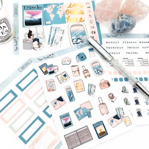 Image of First Class Sticker Kit