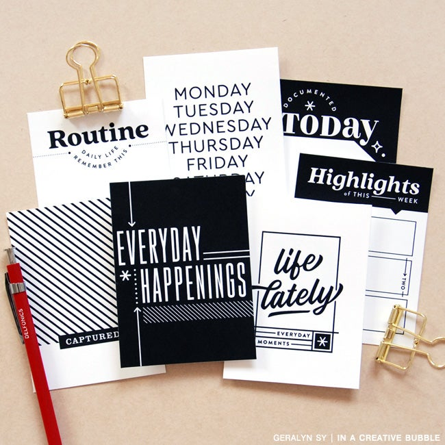 Image of Routine Journaling Cards (Digital)