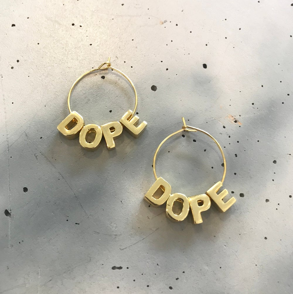 Image of | DOPE HOOPS | SMALL